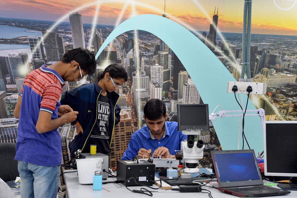 India's Tech Revolution Has Already Left The West Behind -- It's The Best Investment Opportunity Now