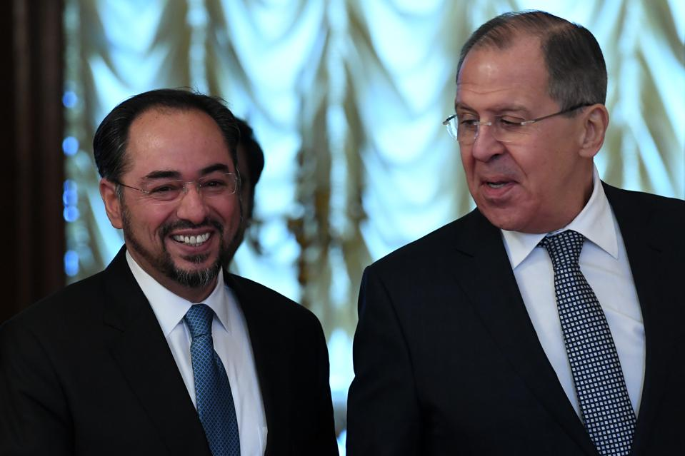 Russia Bars U.S. From Afghanistan Peace Conference, Supports Taliban Terrorists