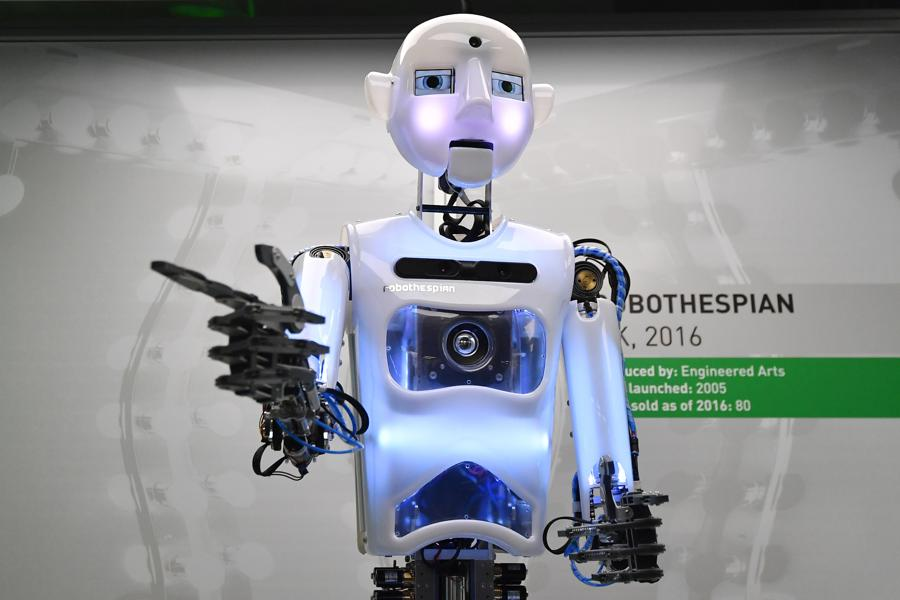 Actually, Robots Could Face