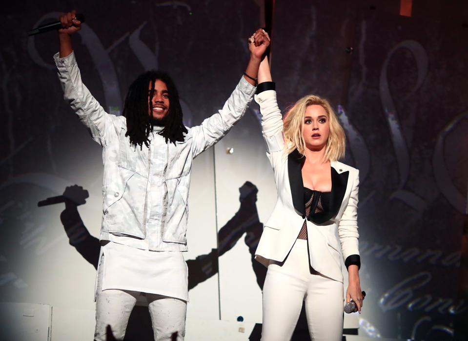Who Is Skip Marley, The Artist Featured On Katy Perry's New Single?