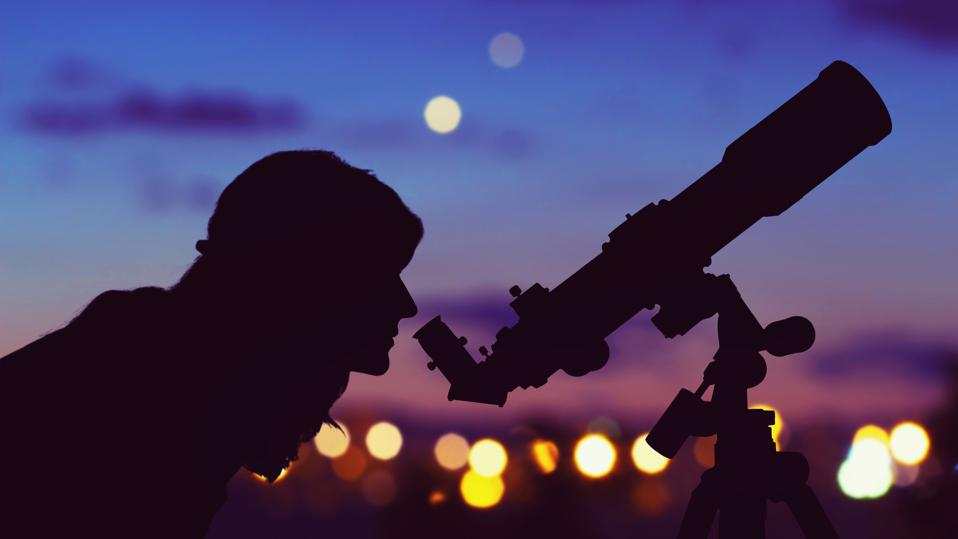 Are urban night skies suddenly cleaner and clearer?