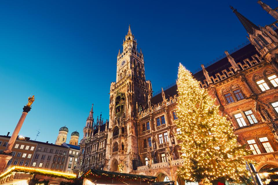 A Munich Christmas Market Guide: The Ultimate Holiday Spirit Trip To Bavaria's Capital