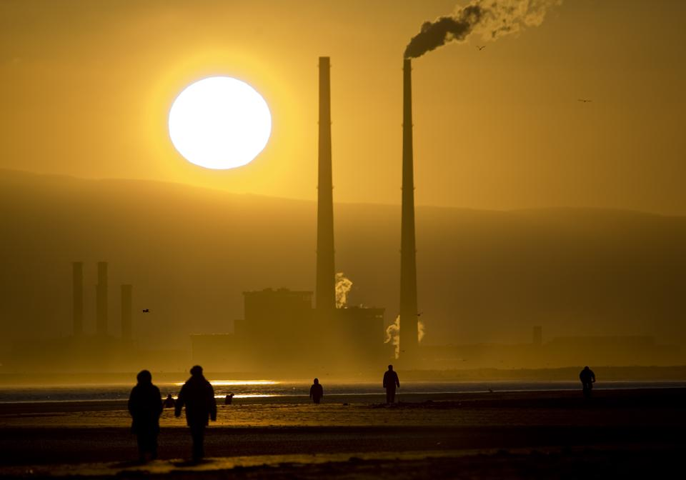 The World's Top 10 Carbon Dioxide Emitters