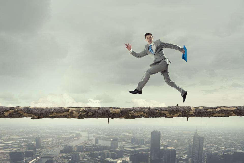 Secret To Digital Transformation Success: Fail Fast To Innovate Faster