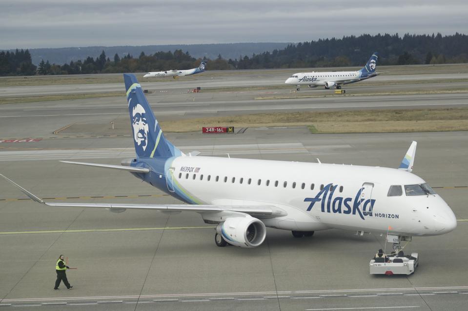 Alaska Airlines Horizon Air