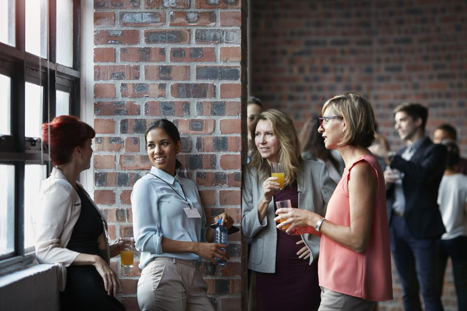 Lean Out (or a Simple Guide to Networking with Ease)