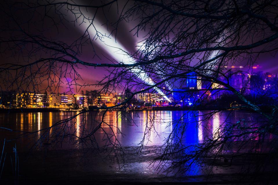 New Year in Helsinki