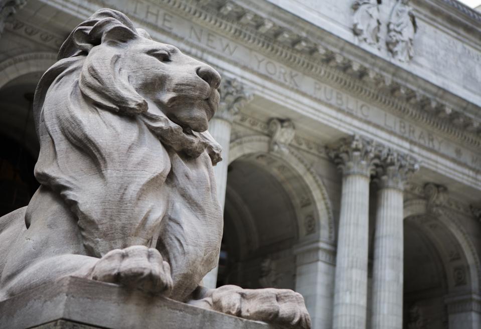 Public Library Landmarks of New York