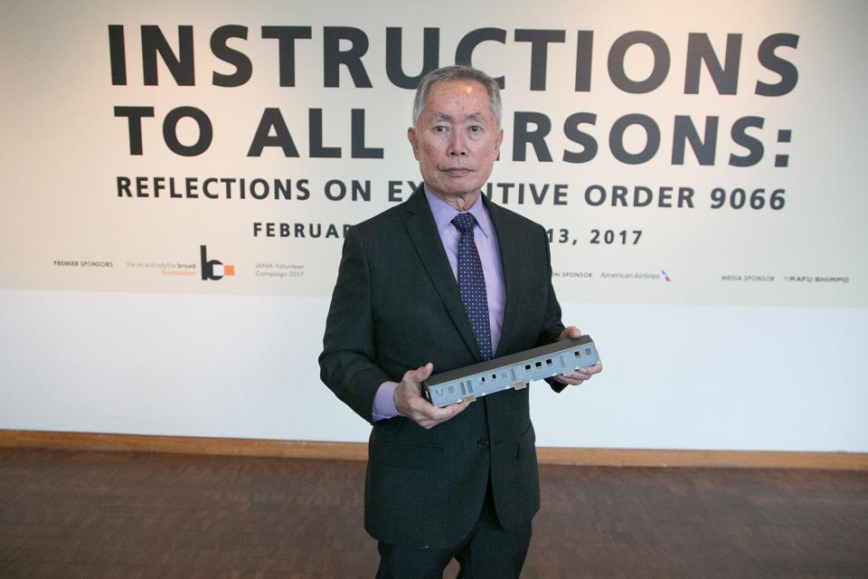 Press Conference For The Japanese American National Museum's Exhibition ″Instructions To All Persons: Reflections On Executive Order 9066″