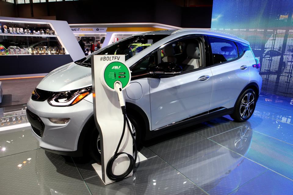 Gm Chinese Ev Partner Showcase New Car That May Turn Out To Be The Bolt Suv