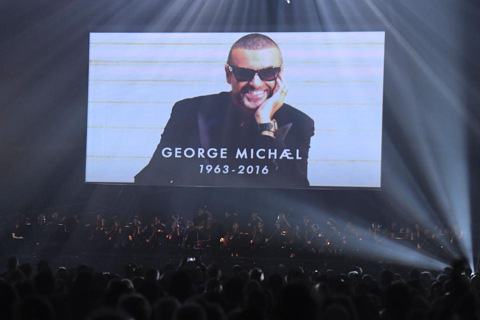George Michael's First Posthumous Re-Release Rockets To No. 1 In The U.K.