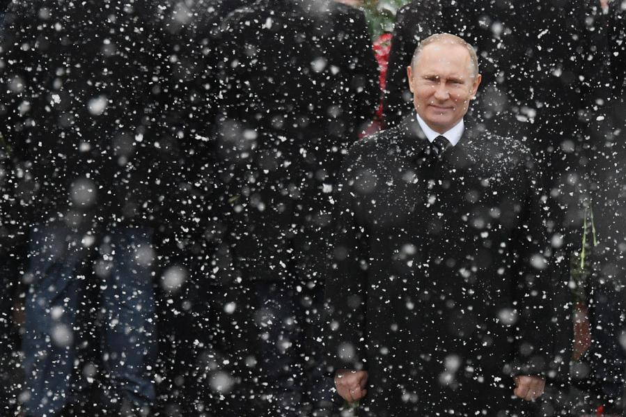 Sorry Senator McCain, American Approval Of Russia's President Putin Nearly Doubles