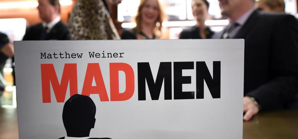 Launch For Matthew Weiner's Book ″Mad Men″ at TASCHEN Store Beverly Hills on February 23, 2017 in Beverly Hills, California