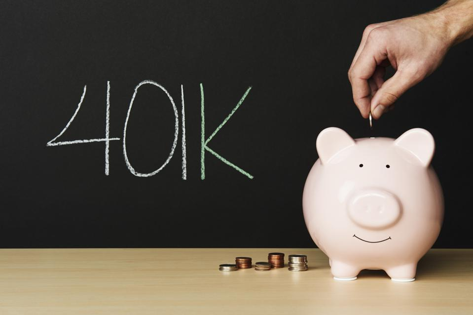 Participants in 401(k)s are saving more and fewer are taking hardship withdrawals.