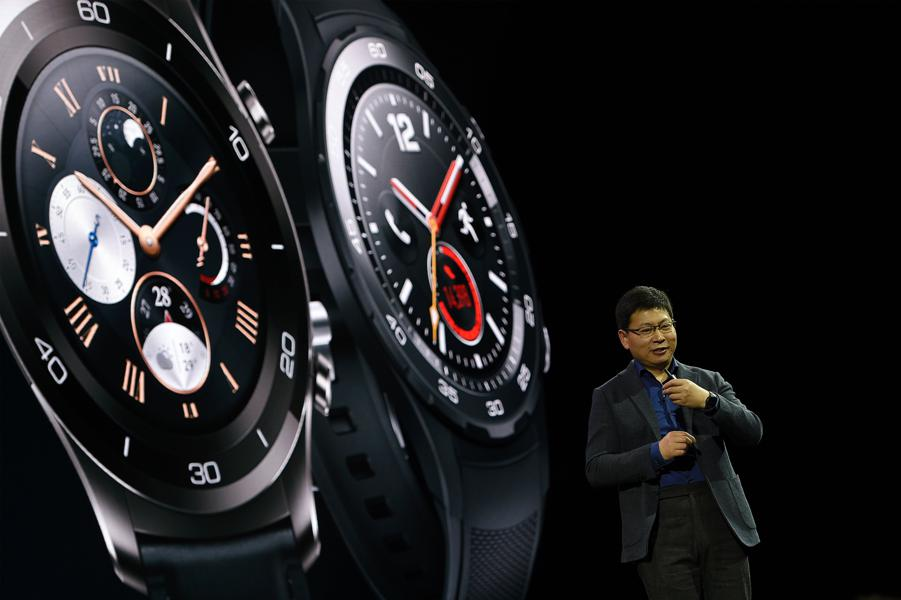 Huawei Watch 2 Goes Live At MWC 2017