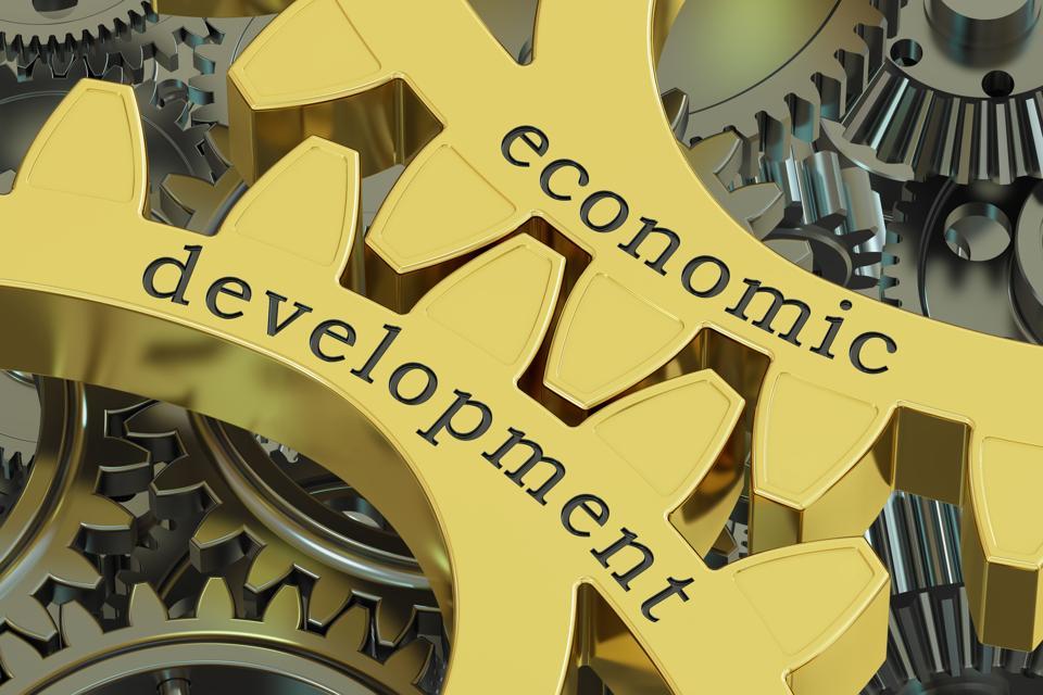 economic development gearwheels