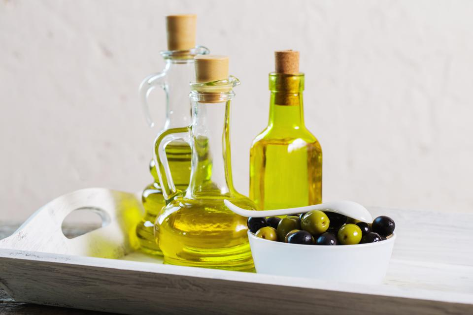Extra-Virgin Olive Oil Protects Brain Tissue Against Alzheimer's In New Study