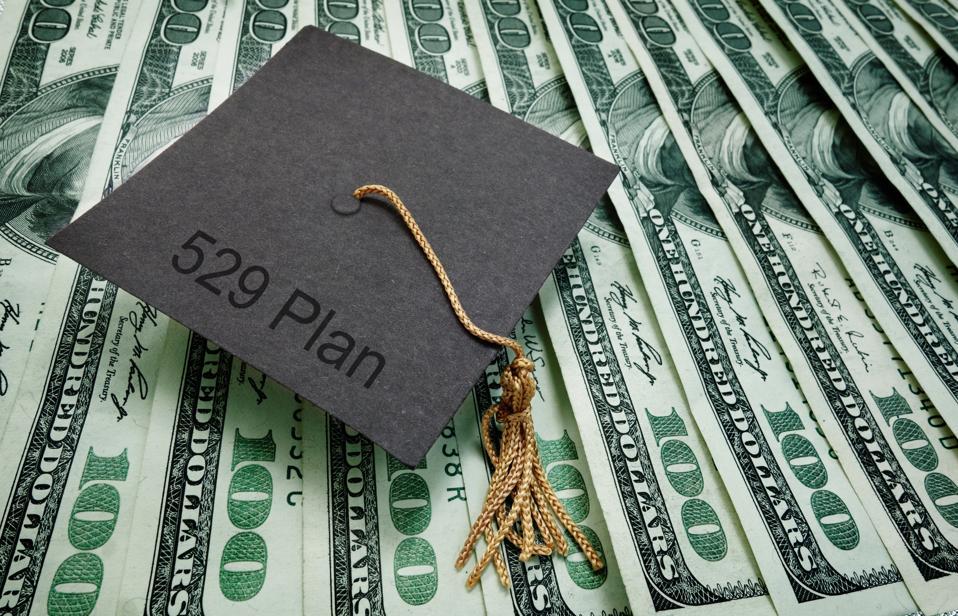 529 plan education money
