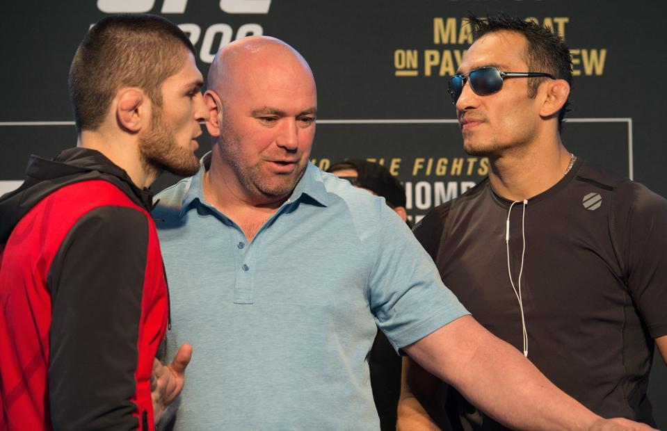 UFC 209 Ultimate Media Day