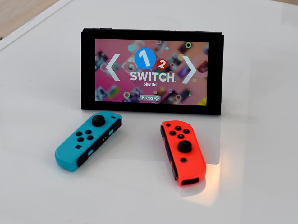 Toys R' Us Getting New Nintendo Switch Stock Tomorrow