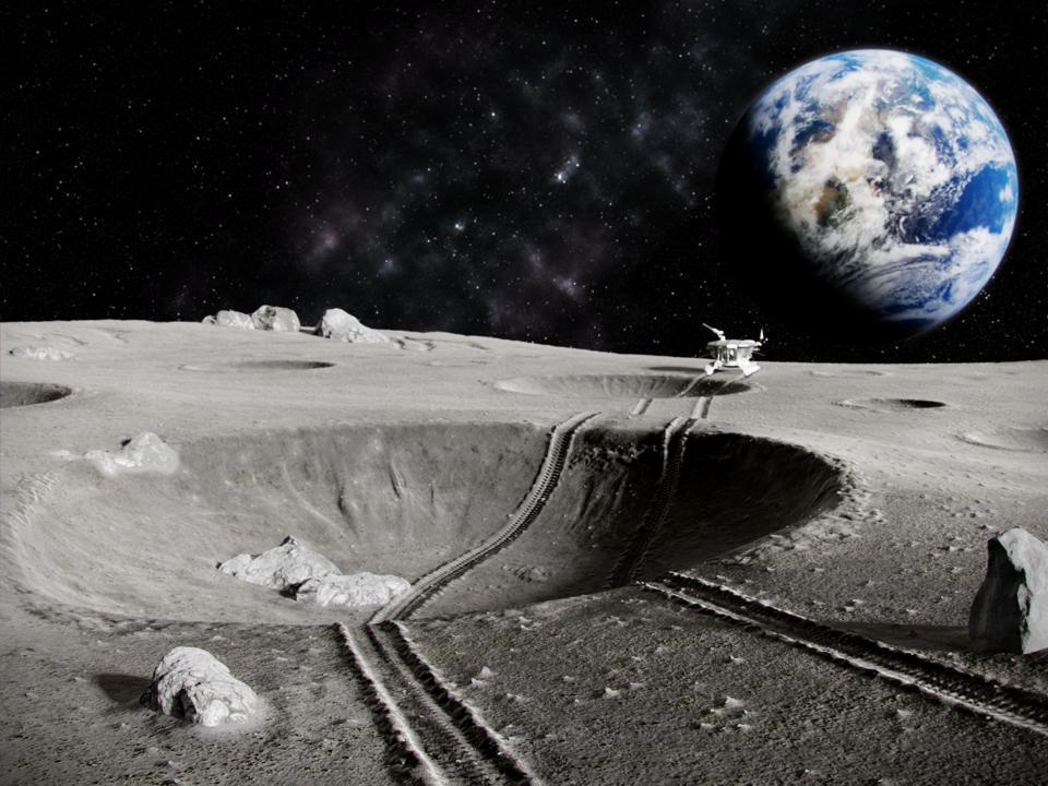 NASA will send mini-moon rovers ahead of the crewed Artemis missions.