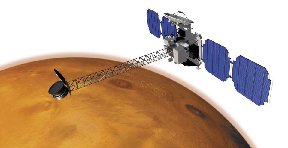 Mars Odyssey (Mars, 2001-)