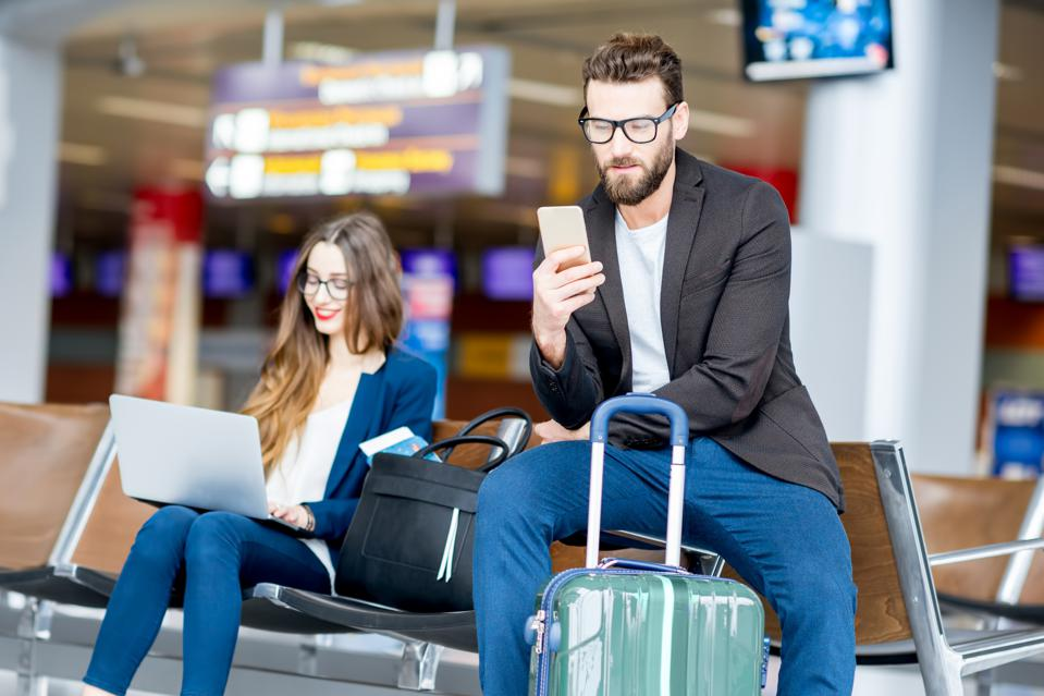 Is Your Phone A Sitting Duck For Airport Cyber Attackers?