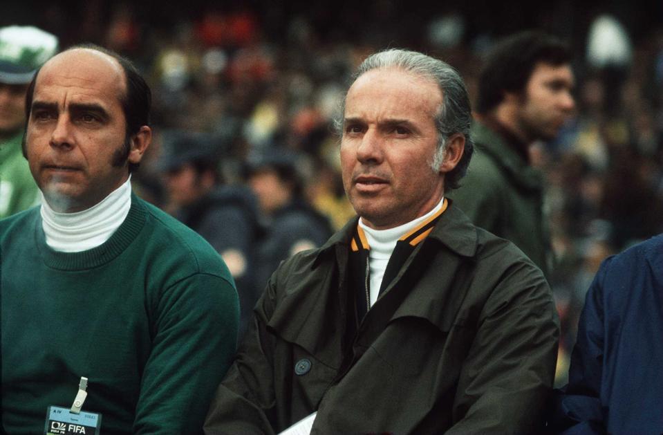 Soccer - World Cup 1974 - Group 2 - Brazil v Scotland
