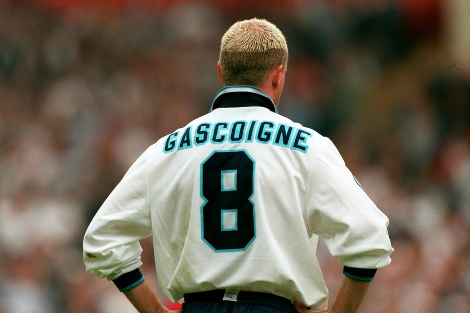 Soccer - Euro '96 - England v Spain