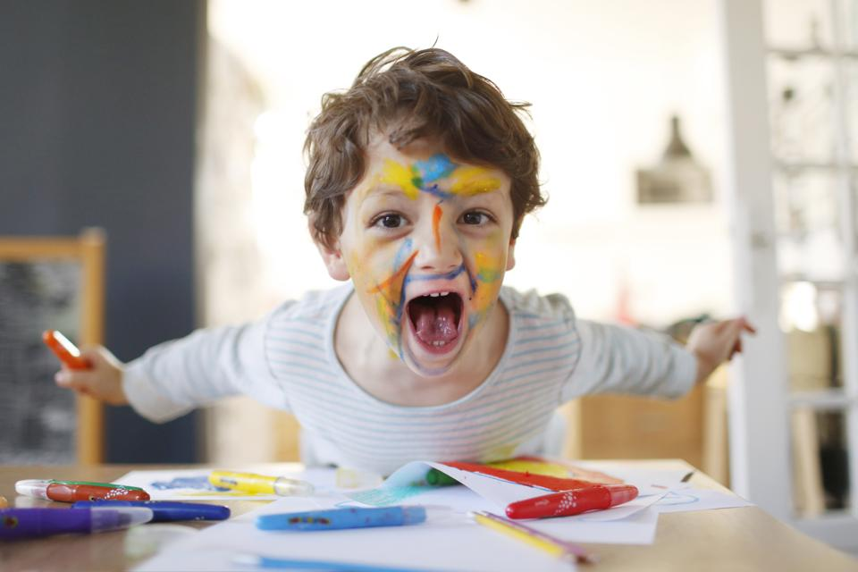 When we were children, we were naturally creative.  Get your creativity back in your career and life.