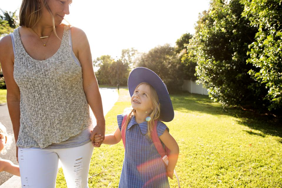 Beautiful Little Ways To Celebrate Back-To-School Day
