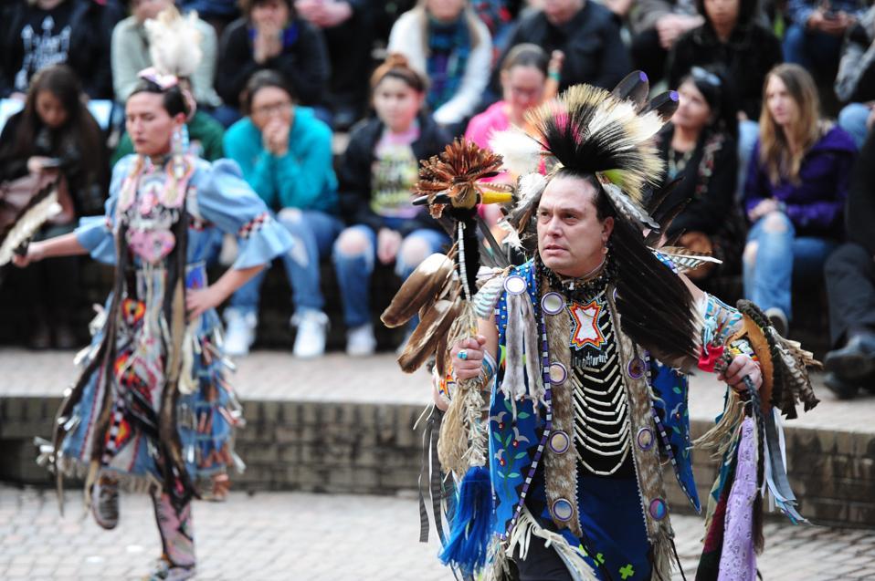 Native Nations Rise Portland Protest Against DAPL
