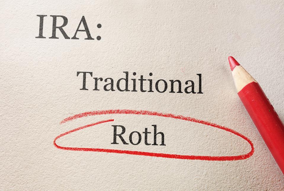 Roth IRA circle