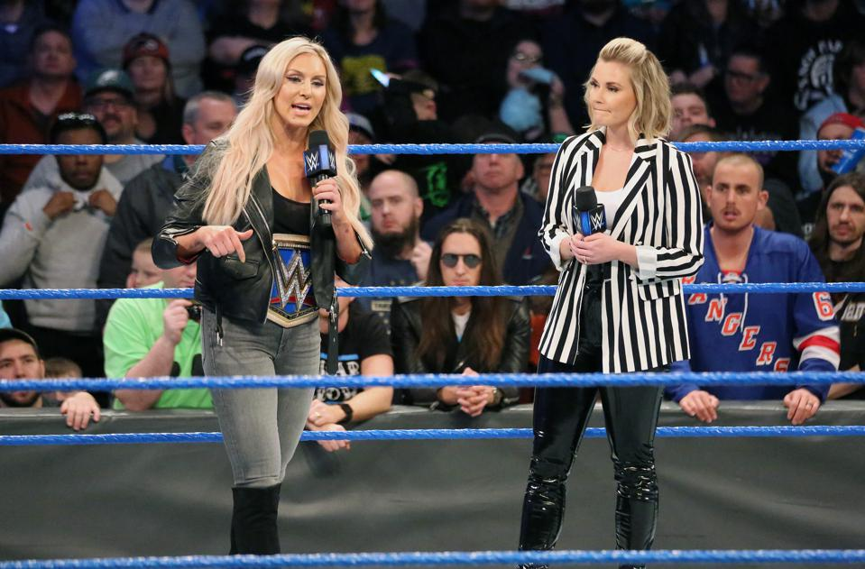 WWE Smackdown: Charlotte Flair