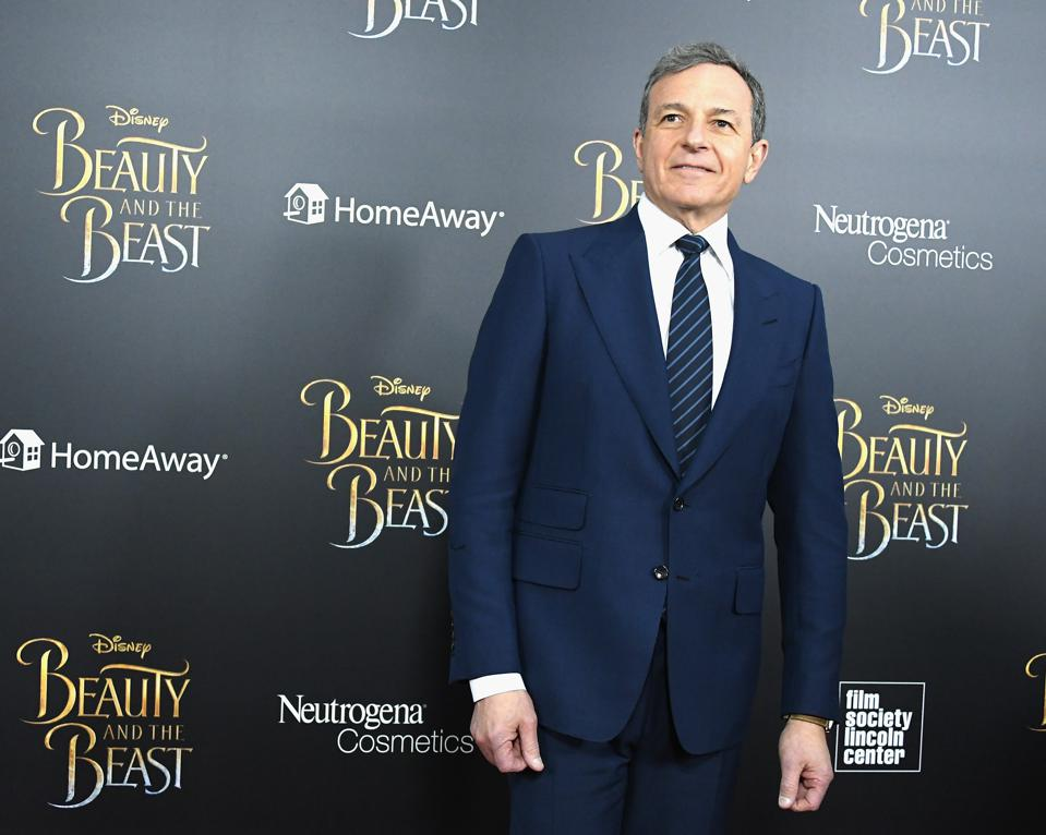 "an analysis of bob igers management of the walt disney company In 2015, bob iger, ceo of disney (dis), told his top 400 executives, ""the riskiest thing disney can do is maintain the status quo"" iger knows that simply leveraging the traditional disney."