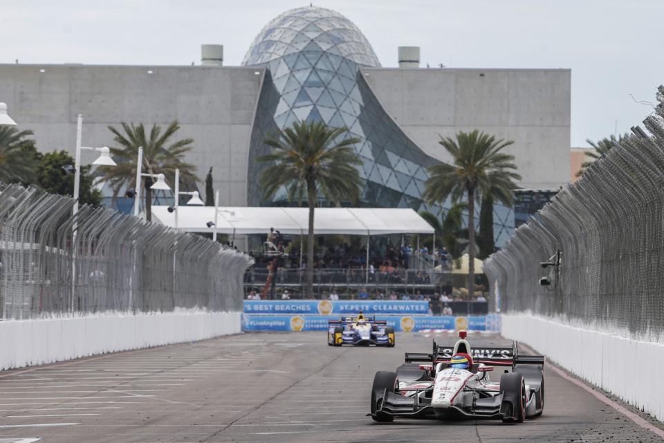 AUTO: MAR 12 IndyCar - Firestone Grand Prix of St Petersburg