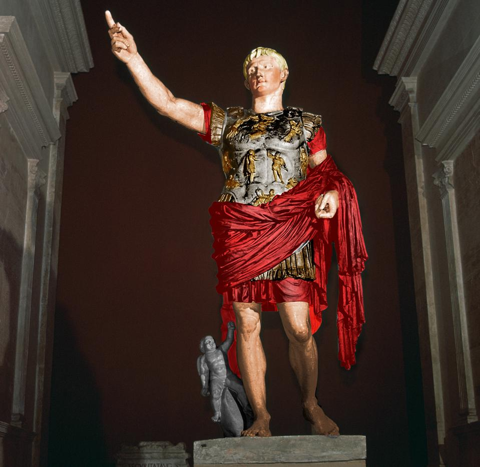 Why The First Roman Emperor's Motto Matters: Move Slowly To Move Quickly