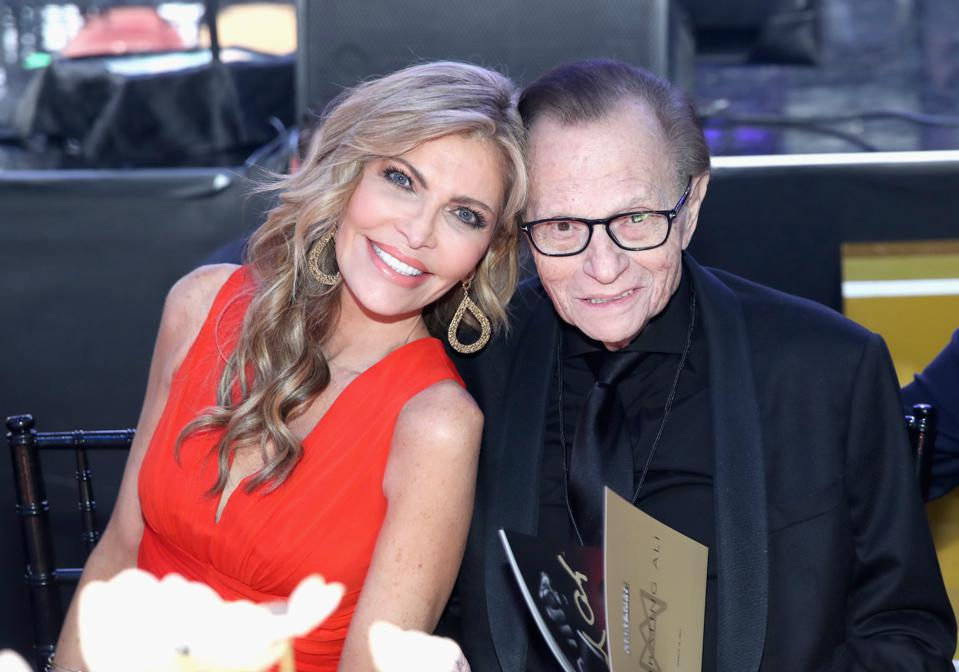 Larry King Lists $17 Million Beverly Hills Pad