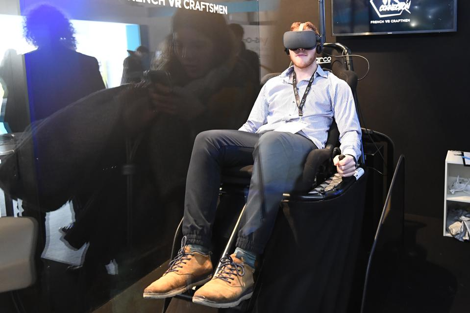 A Virtual Reality Application That Will Go Mainstream First -- Likely Very Soon