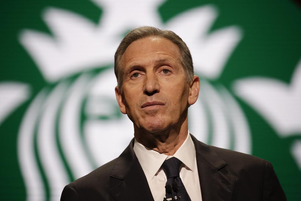 Howard Schultz's Graduation Advice: Keep Asking These 3 Questions
