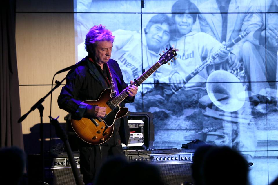 Roland and Boss Present A Special Evening With Andy Summers