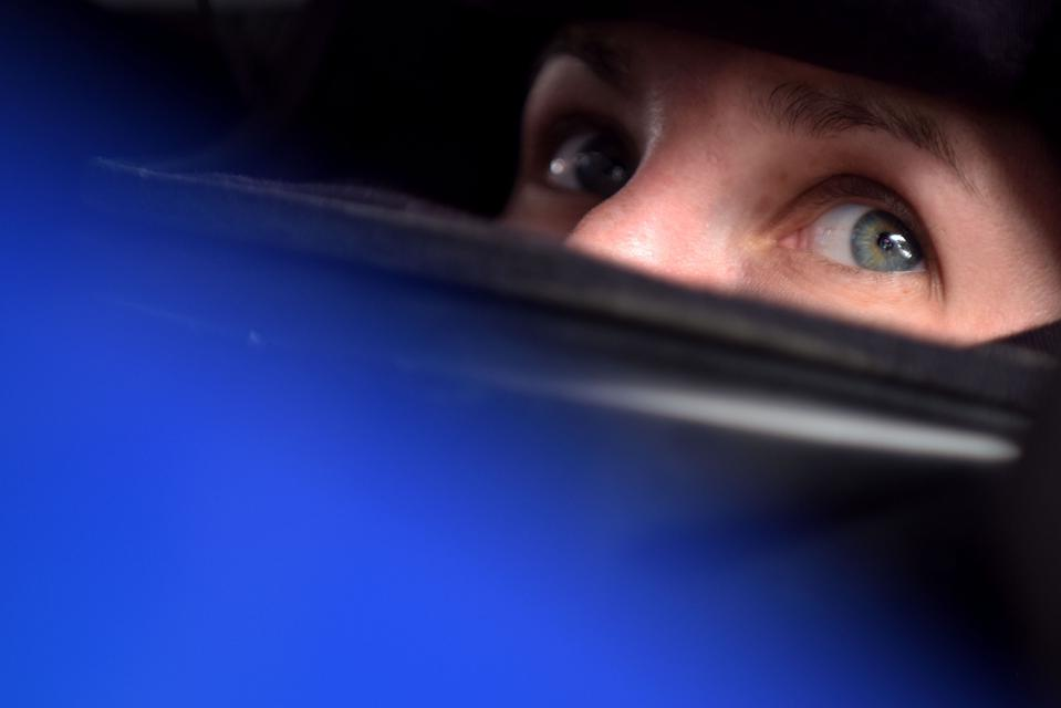 Why A Female Racer Fought To Keep Her NASCAR Drive Alive