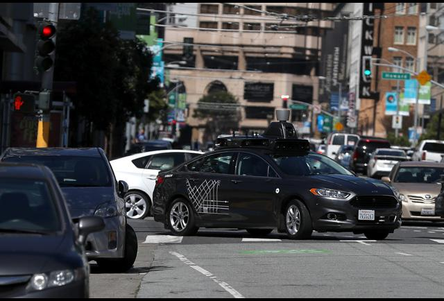 Uber Denies Using Waymo LiDAR in Google Tech Theft Case, Says it has its own
