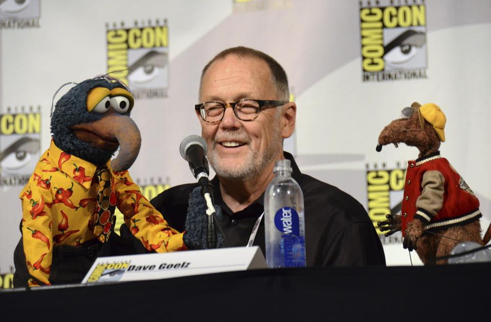 Dave Goelz, Gonzo, interview, Muppets, The Muppet Movie, Disney, box office, Fathom Events