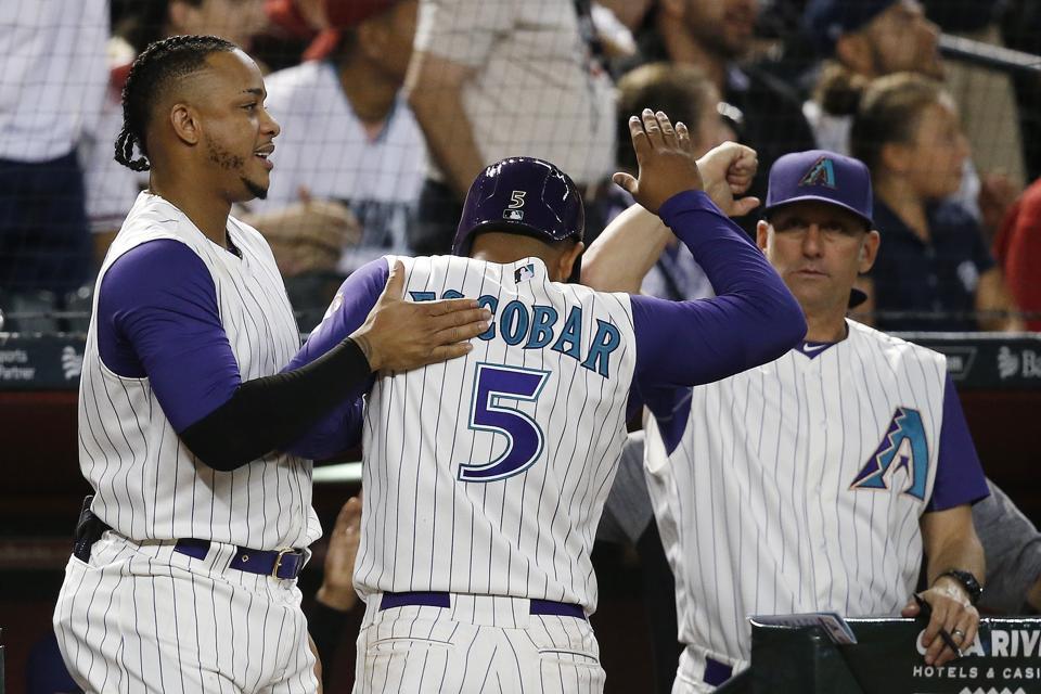 What To Watch As The Arizona Diamondbacks Open MLB Spring Training