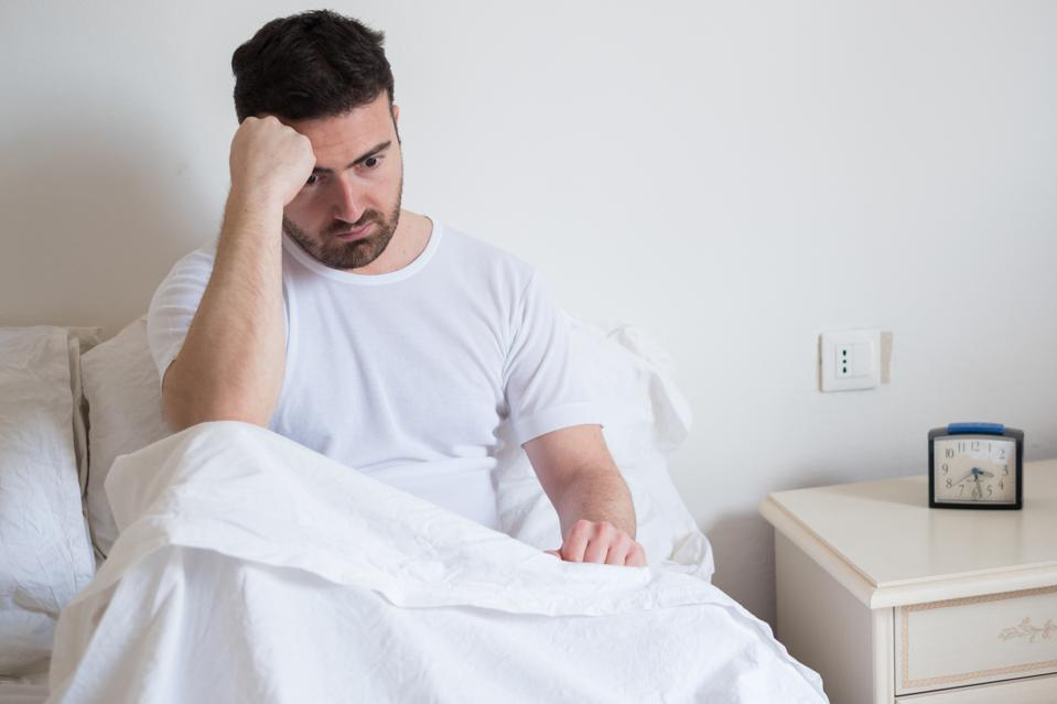 Why Going Limp In The Bedroom Could Signal A Much Bigger Health Problem