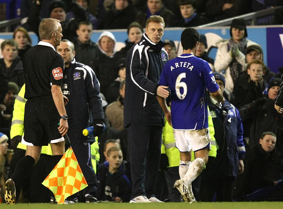 Soccer - Barclays Premier League - Everton v Arsenal - Goodison Park