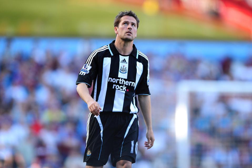 Soccer - Barclays Premier League - Aston Villa v Newcastle United - Villa Park