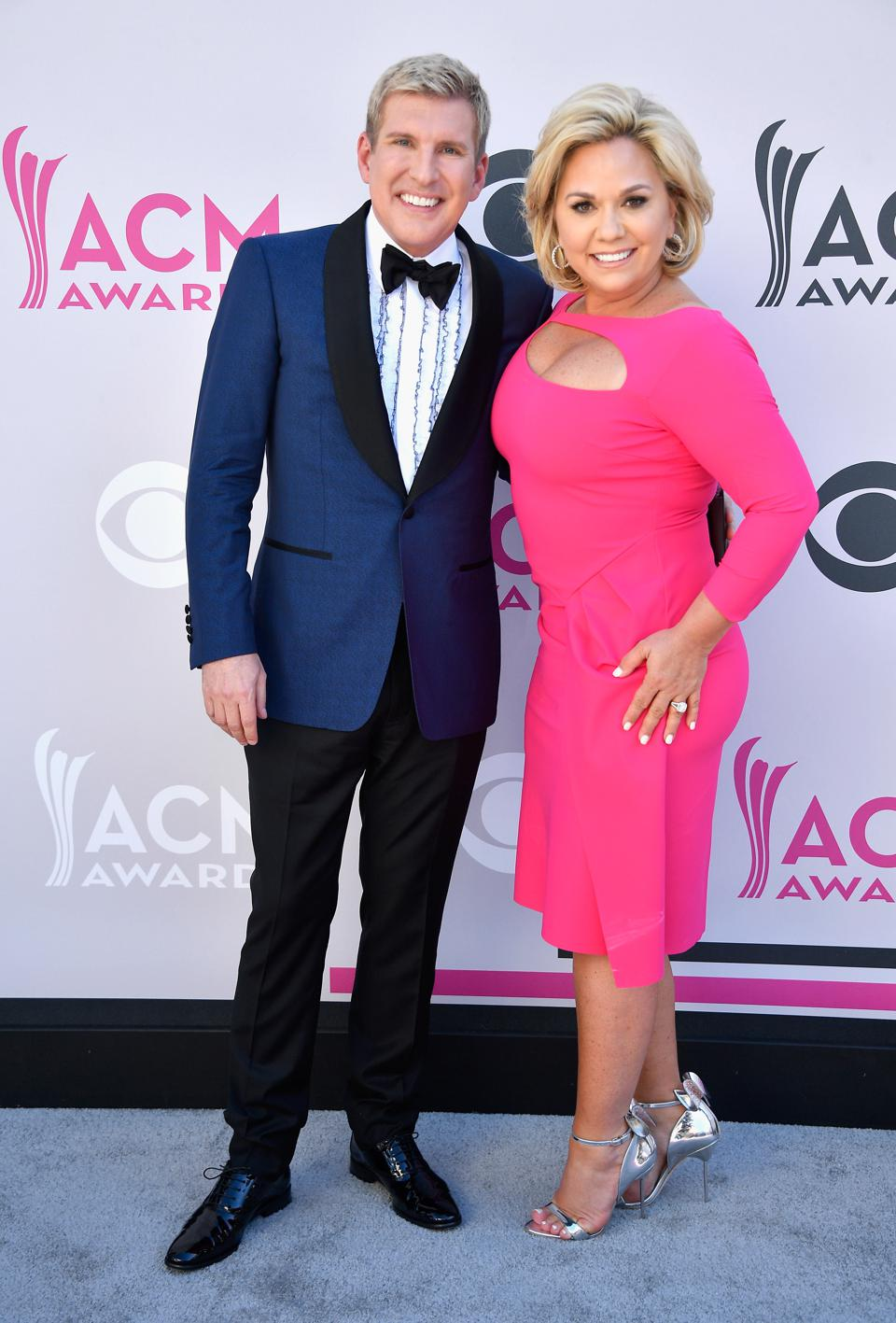 52nd Country Music Academy Awards - Arrivals