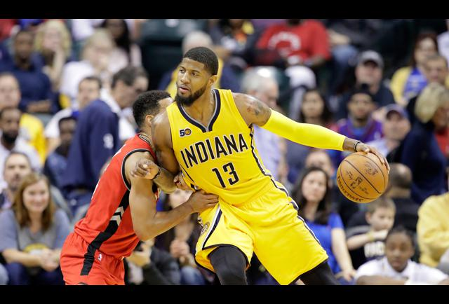With Top Target Jimmy Butler Traded To Minnesota, The Celtics Make A Push For Paul George